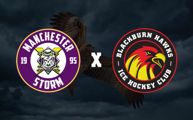 Hawks Join Forces With The Storm